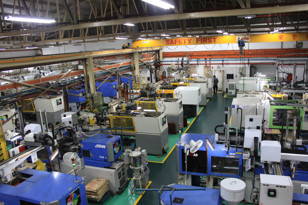 Plastic Injection Molding Service | Plastic Injection